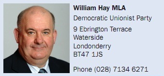 William Hay MLA